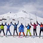 19.05. Ende der Elbrus-Skiexpedition