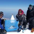 16.05. Gipfelbesteigung des Elbrus